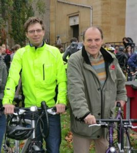 Campaigning for safer cycling